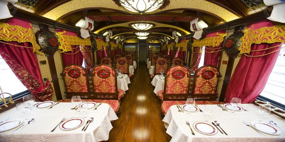 Restaurant du Train Russie Impériale